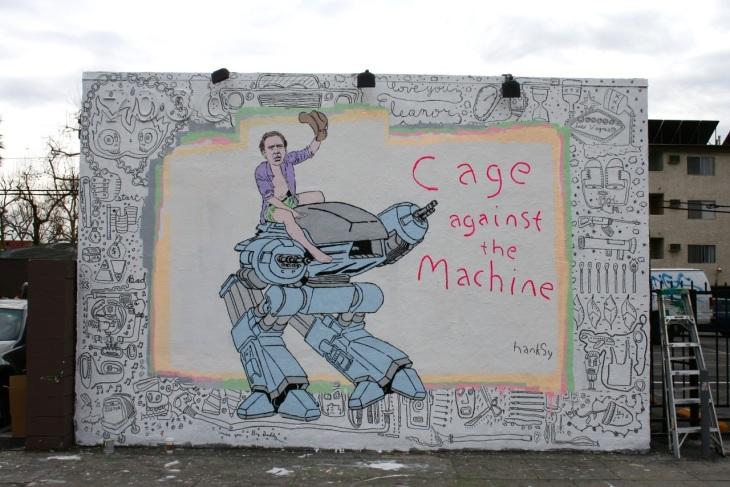 CAGE - IN_LA