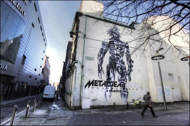 Metal Gear Rising Liverpool final 2