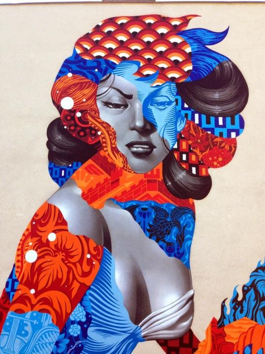 tristan eaton new mural in berlin. Black Bedroom Furniture Sets. Home Design Ideas