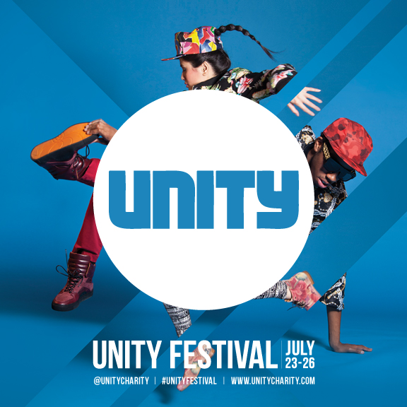 Facebook Profile Picture UNITY Charity