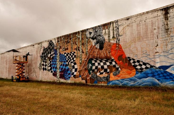 Obie Platon - Platonic Forms Story - Walk&Talk Azores Festival 2014 - wip