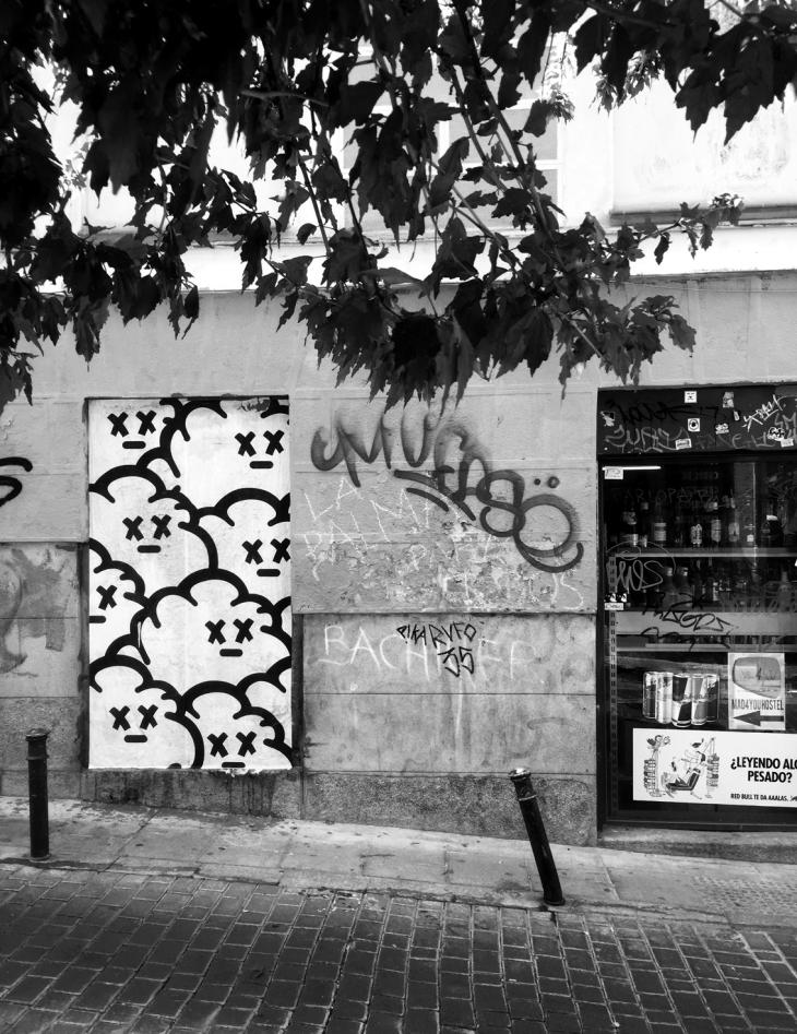 Madrid, Calle de la Palma, 2015