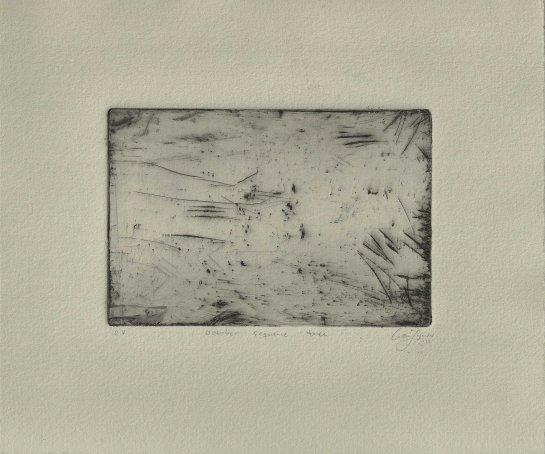 october sequence tree  -  ev print (by arthur lugauskas)