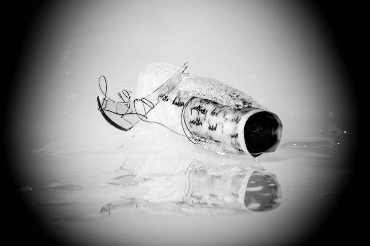 Poem in Ice, Black Ink by Arthur Lugauskas (5:10)