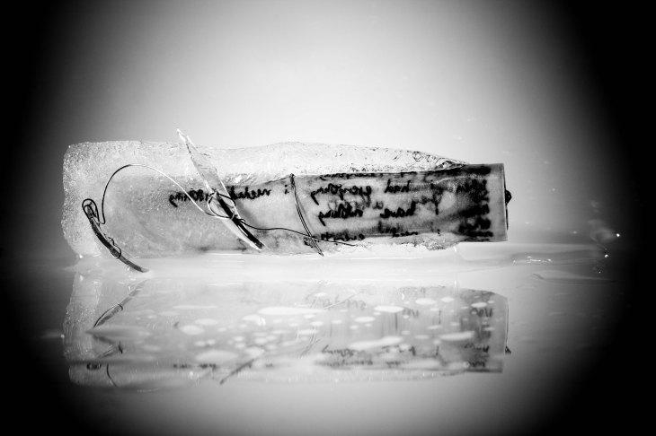 Poem in Ice, Black Ink by Arthur Lugauskas (6:10)