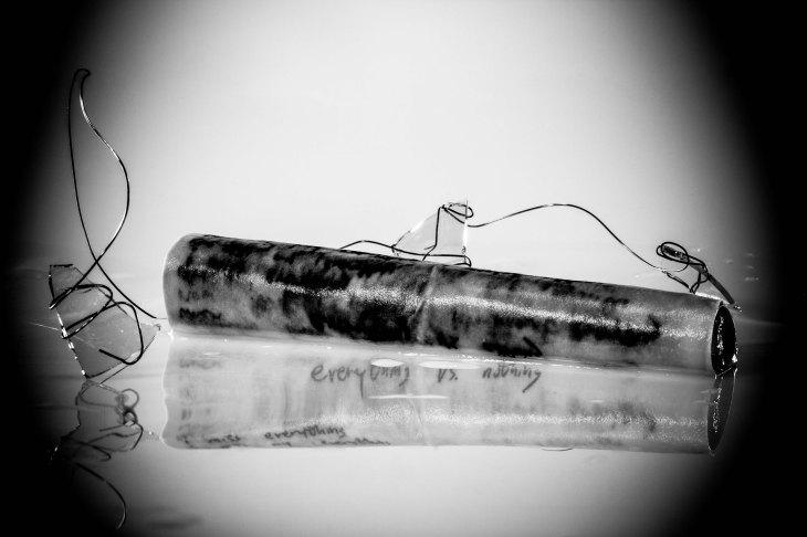 Poem in Ice, Black Ink by Arthur Lugauskas (8:10)
