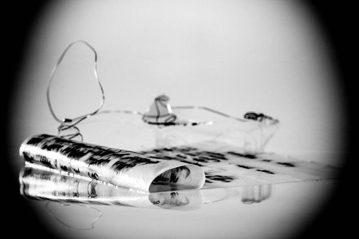 Poem in Ice, Black Ink by Arthur Lugauskas (9:10)