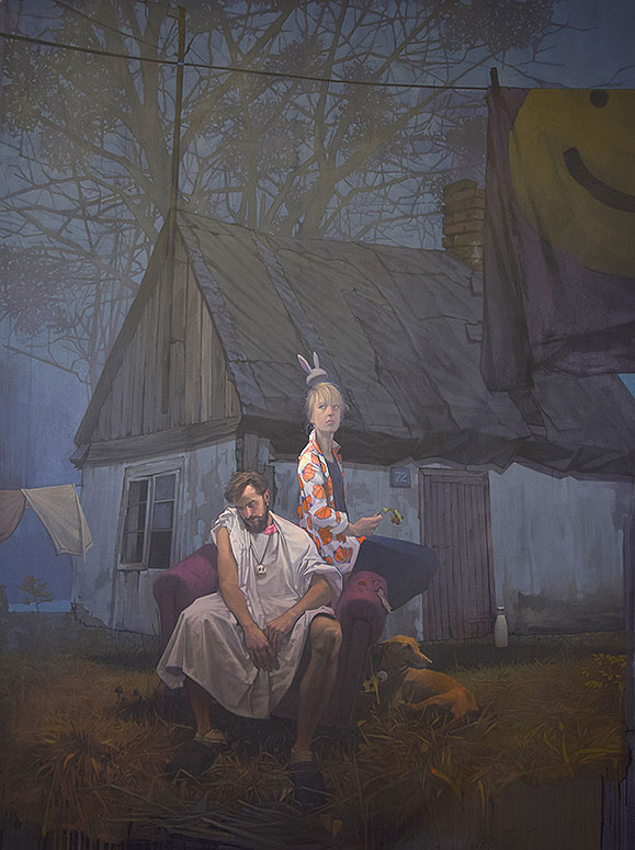 Sainer1-WAITING-FOR-YESTERDAY-240x180cm