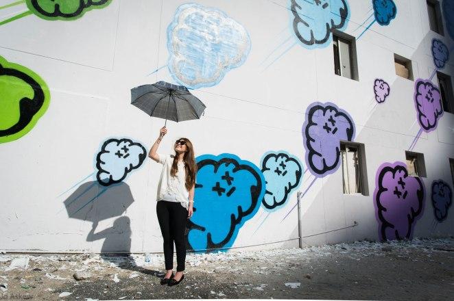 Sharjah-Umbrella