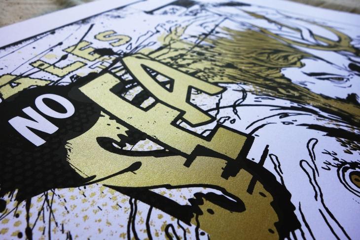 MEGGS-TFTD-Print-Gold-detail-1